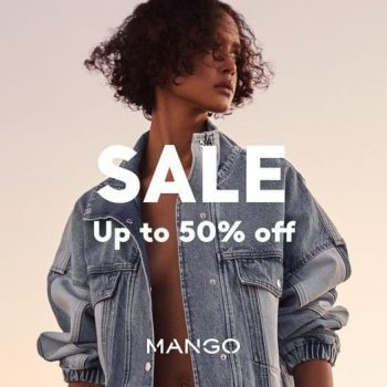 MANGO-End-of-Season-Sale-at-Isetan--350x350 17 Jun 2021 Onward: MANGO End of Season Sale at Isetan
