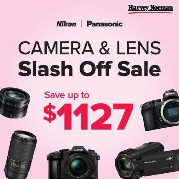 Nikon-And-Panasonic-Cameras-and-Lenses-Slash-Off-Sale-at-Harvey-Norman-350x350 9-30 Jun 2021: Nikon And Panasonic Cameras and Lenses Slash Off Sale at Harvey Norman