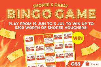 Shopee-Great-Bingo-Game-Giveaways-Giveaways-350x233 19 Jun-5 Jul 2021: Shopee Great Bingo Game Giveaways