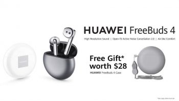 COURTS-HUAWEI-FreeBuds-4-Promotion-350x197 24 Jul 2021 Onward: COURTS HUAWEI FreeBuds 4 Promotion