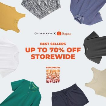 Giordano-Shopee-Best-Sellers-Sale-350x350 27 Jul 2021 Onward: Giordano Shopee Best Sellers Sale