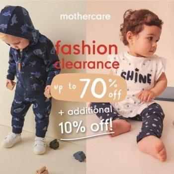 Mothercare-Fashion-Clearance-Sale-350x350 21 Jul 2021 Onward: Mothercare Fashion Clearance Sale