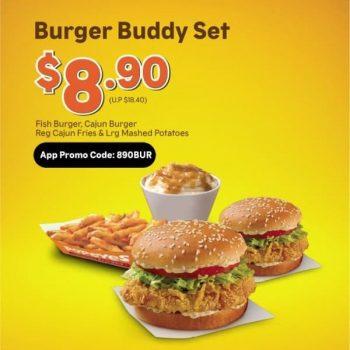 Popeyes-Louisiana-Kitchen-Takeaway-Special-Deals-Promotion--350x350 28 Jul 2021 Onward: Popeyes Louisiana Kitchen Takeaway Special Deals