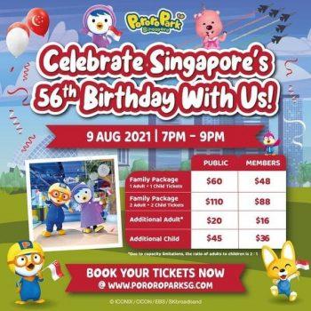 Pororo-Park-56th-Birthday-Promotion-350x350 9 Aug 2021: Pororo Park 56th Birthday Promotion