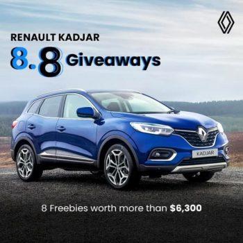 Renault-8.8-Giveaway-1-1-350x350 24 Jul 2021 Onward: Renault KADJAR 8.8 Giveaway