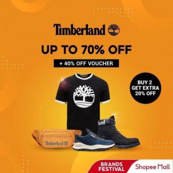 Shopee-Timberland-Voucher-Giveaways-350x349 23-24 Jul 2021: Shopee Timberland Super Brand Day Sale and Giveaways