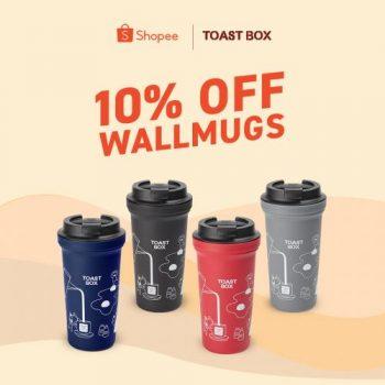 Toast-Box-Shopee-10-OFF-Promotion-3-350x350 26 Jul 2021 Onward: Toast Box Shopee 10% OFF Promotion