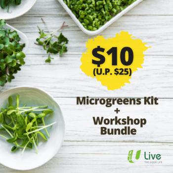 U-Live-Special-Promotion-350x350 28 Jul 2021: U Live Microgreens Kit + Virtual Workshop Bundle Promotion