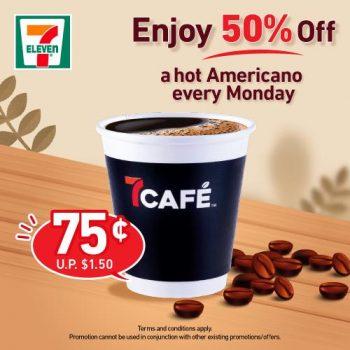 7-Eleven-Hot-Americano-Mondays-Promotion--350x350 18 Sep 2021 Onward: 7-Eleven Hot Americano Mondays Promotion