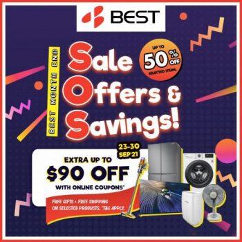 BEST-Denki-Online-Best-Month-End-Sale-350x350 27-30 Sep 2021:BEST Denki Online Best Month End Sale