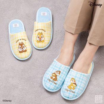 Daiso-Disney-Chip-n-Dale-Bedroom-Slippers-Collection-3-350x350 23 Sep 2021 Onward: Daiso Disney Chip 'n' Dale Bedroom Slippers Collection