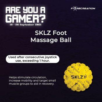 F1-RECREATION-SKLZ-TriggerPoint-Accessories-Promotion3-350x350 21-26 Sep 2021: F1 RECREATION SKLZ & TriggerPoint Accessories Promotion