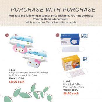 Isetan-Baby-Fair-Sale4-350x350 22 Sep-7 Oct 2021: Isetan Baby Fair Sale