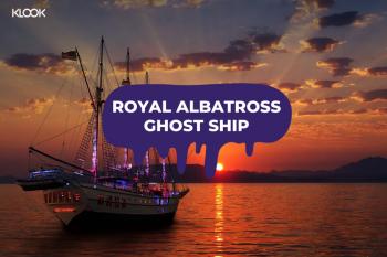 Klook-Royal-Albatross-Superyacht-Ghost-Ship-Promotion-350x233 27-31 Oct 2021: Klook Royal Albatross Superyacht Ghost Ship  Promotion