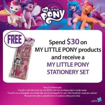 OG-My-Little-Pony-Items-Promotion-350x350 22 Sep 2021 Onward: OG  My Little Pony Items Promotion