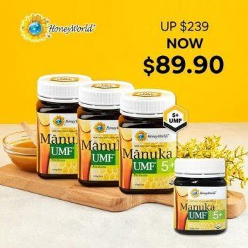 OG-Premium-Manuka-Promotion-350x350 18 Sep 2021 Onward: OG HoneyWorld'sPremium Manuka Promotion