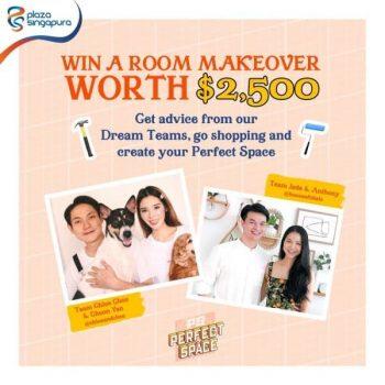 Plaza-Singapura-Room-Makeover-Giveaways-350x350 16 Sep 2021 Onward: Plaza Singapura Room Makeover Giveaways