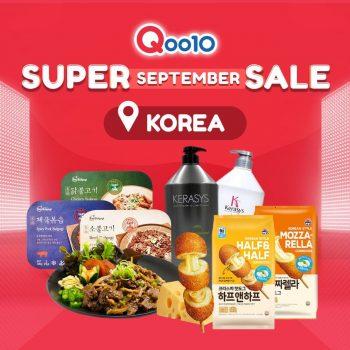 Qoo10-Super-September-Sale2-350x350 23-26 Sep 2021: Qoo10 Super September Sale with MameQ