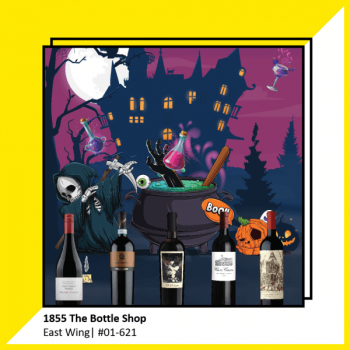 1855-The-Bottle-Shop-Spooktacular-Sale-at-Suntec-City-350x350 9 Oct 2021 Onward: 1855 The Bottle Shop Spooktacular Sale at Suntec City