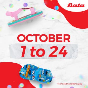 Bata-10.10-Special-Buys-Storewide-Sale-350x350 1-24 Oct 2021: Bata 10.10 Special Buys Storewide Sale