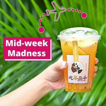 hichasanchensingapore-Mid-Week-Madness-Promotion--350x350 14 Oct 2021 Onward: CHICHA San Chen Mid Week Madness Promotion via Foodpanda